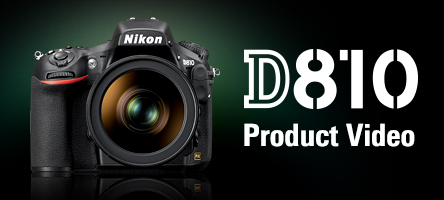 D810 Product Video