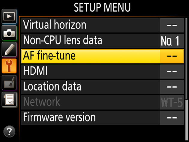 D4S TIPS | Technical Solutions | Nikon Professional Services